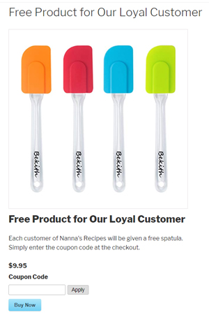 free-product-for-customers